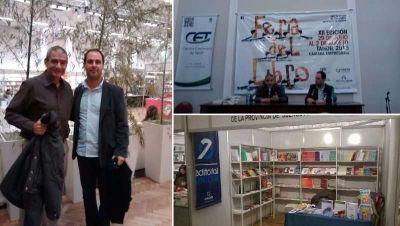 Balance positivo de la Unicen tras la Feria del Libro