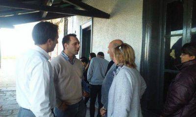 """Facundo Celasco: """"A lo largo de tres días se tramitaron alrededor de 350 DNI en la Unidad Movil"""""""