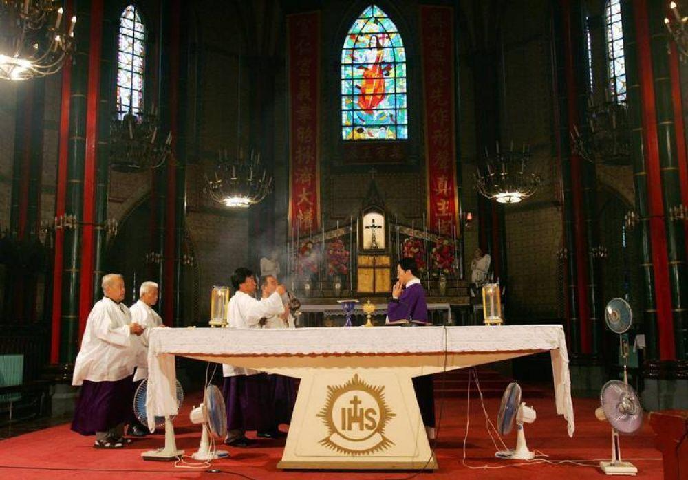 Un nuevo obispo chino con la aprobación del Papa