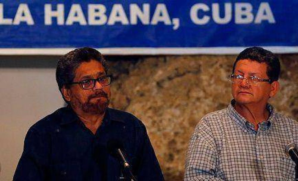 Cuba: La guerrilla también quiere reunirse con el Papa
