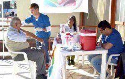 Iniciaron los nuevos operativos m�viles de vacunaci�n