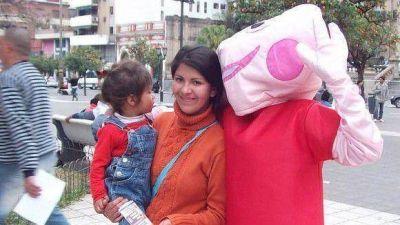 La Asociación civil obstetricas unidas de Tucuman continua con la promocion de la lactancia materna