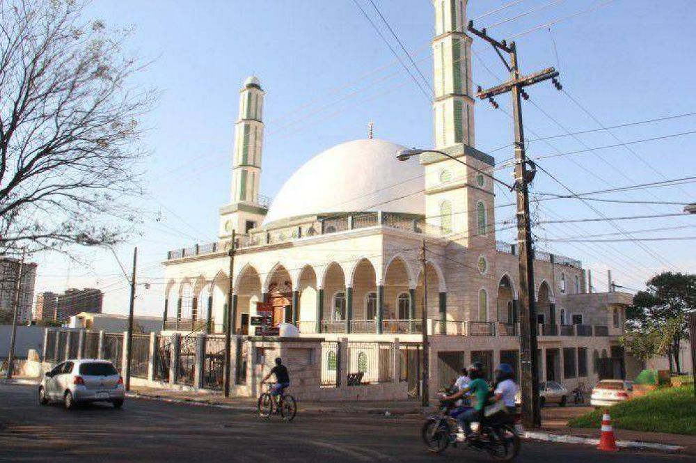 Mezquita del Este avanza para ser lugar de atracción turística