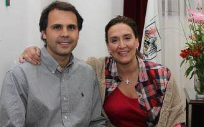 Michetti apoyó a Guelvenzú, el candidato del PRO en Zárate