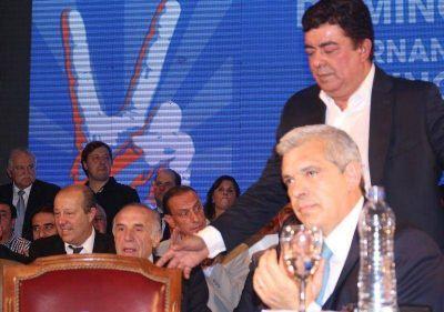 Guillermo Santellán acompañó a Dominguez en la presentación de su Plan