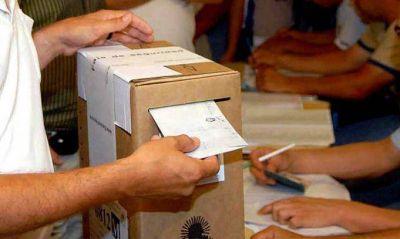 Sortearon el orden de listas para elecciones municipales