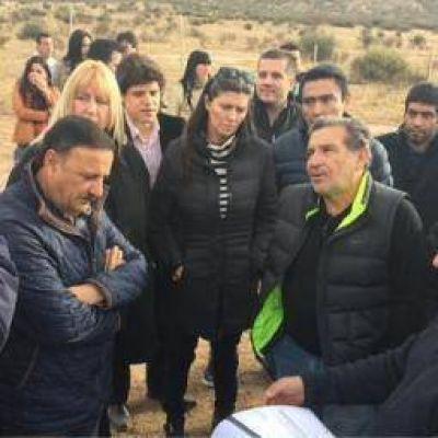 """Beder dijo que la denuncia contra Aníbal Fernández """"no tiene goyete"""""""