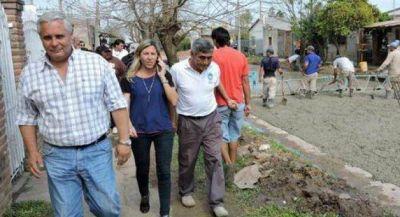Se activaron las obras de pavimento en el Pirayuí