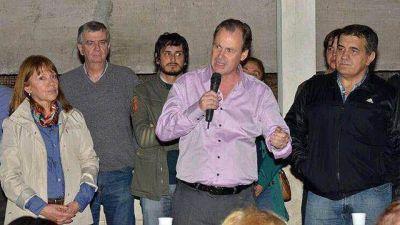 El PJ cierra en Paraná con actos seccional por seccional