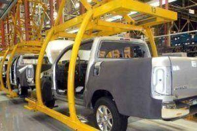 La producción automotriz cayó 8,3% en julio
