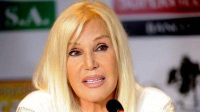 Susana Giménez adelantó su voto: