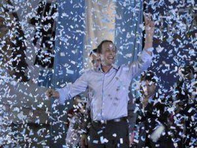 """Martín: """"La victoria de los sueños es la victoria de la planificación"""""""