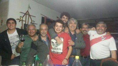 La fiesta de River se extendió por todo Tucumán