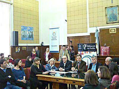 Defensorías del Pueblo comprometidas con el análisis y prevención del bullying