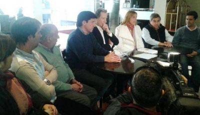 Leandro Despouy hizo público su apoyo a la candidatura de Vilma