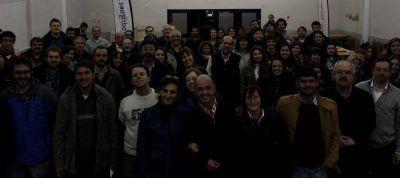"""Rodríguez: """"Hay motivos para animarse a elegir una opción socialista en la ciudad"""