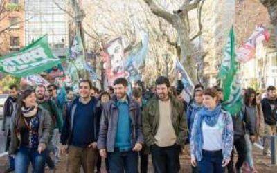 Patria Grande cerró su campaña en La Plata