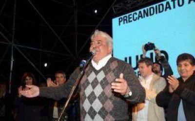 El massismo cerró en La Matanza con acto de Julio Ledesma
