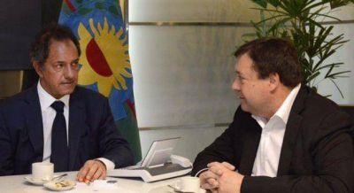 Scioli y Weretilneck oficializaron su acuerdo para las elecciones