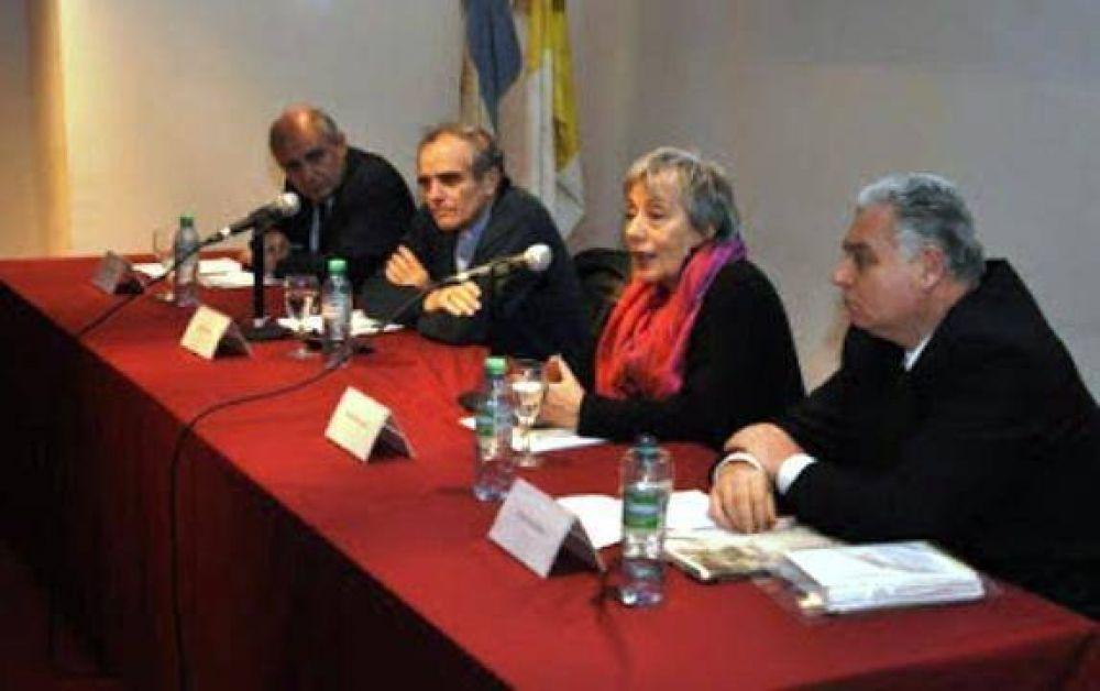 Mons. Casaretto pidió a los políticos un compromiso para reconciliar la sociedad