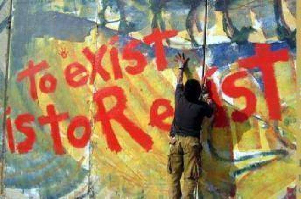 Artista mexicano realizará un mural en la Embajada Palestina en Argentina