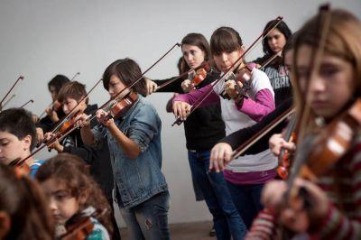 La Orquesta Infanto Juvenil ya cuenta con 20 sedes