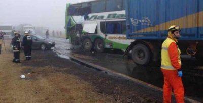 Accidente de estudiantes tucumanos en Córdoba: el reporte de la agencia de viajes