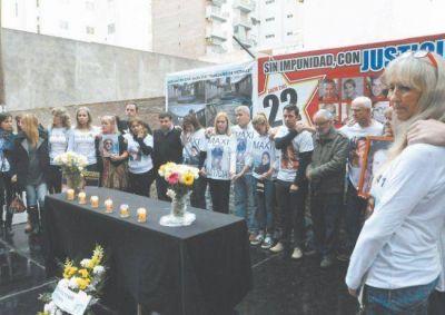 A dos años de la explosión en Rosario, los familiares reclamaron por justicia