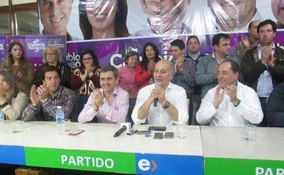 """Para Venegas, """"Aued ya es el intendente"""""""