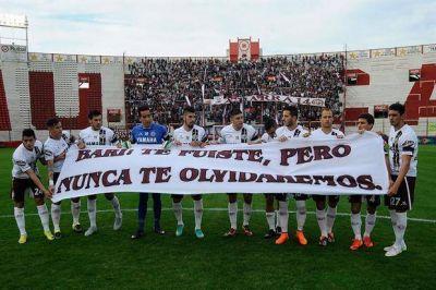 Así vivió Lanús su primer partido tras la muerte de Diego Barisone