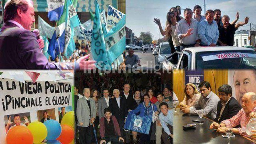 ¿Cómo cerraron campaña los candidatos en Entre Ríos?