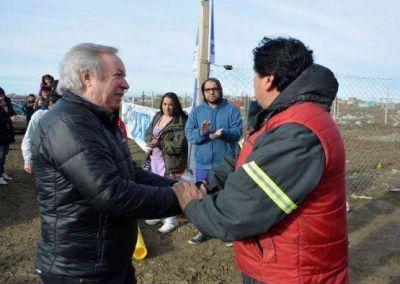 """El gobernador Peralta anunció la construcción del gasoducto """"Pico Truncado-Los Antiguos"""""""