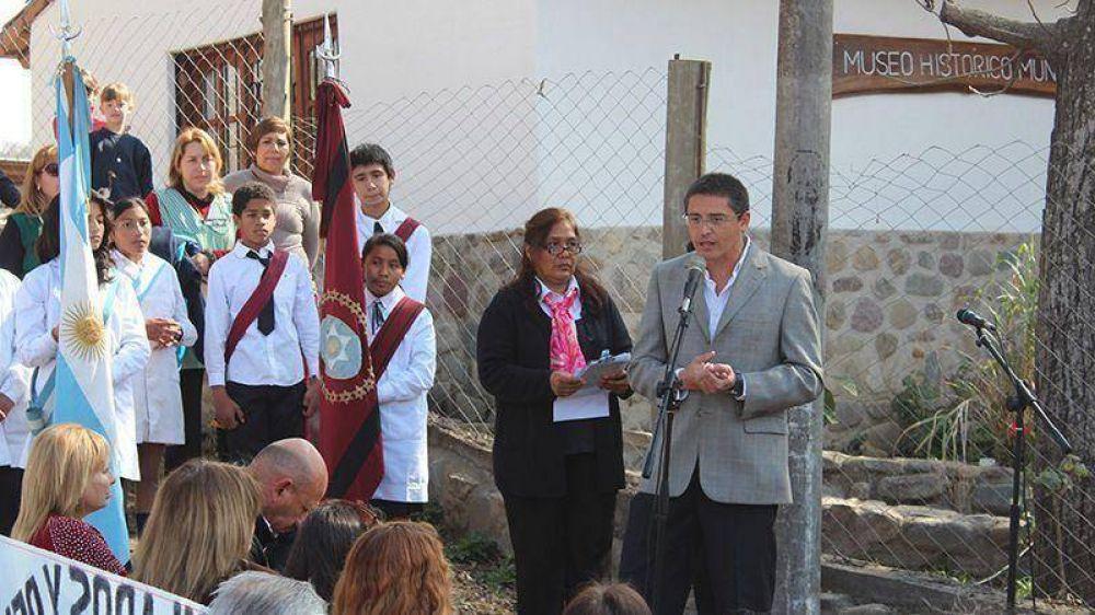 Con el Fondo Ciudadano se recuperó el viejo molinos de Vaqueros