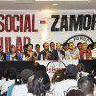 Apoyo a Gerardo Zamora y Claudia de Zamora