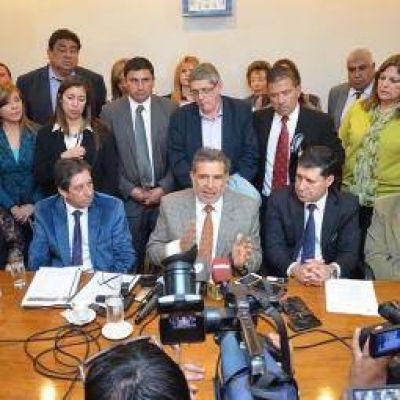 La mayoría oficialista en la Legislatura reestatizó el Banco Rioja