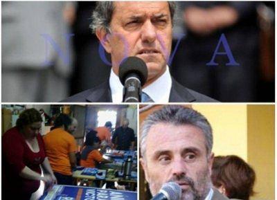 Aguas divididas en Patagones: Curetti ignora la boleta de An�bal pero