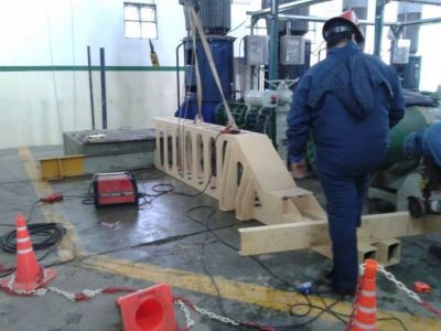 Aguas Rionegrinas refuerza el bombeo en la planta de captación de Bariloche