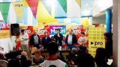 El Pro Chivilcoy cerró su campaña electoral