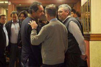 El PJ brindó el último adiós al histórico dirigente, Juan Carlos Mazzón