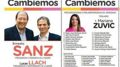 San Luis: electores no pueden votar a Sanz porque las boletas fueron invalidadas