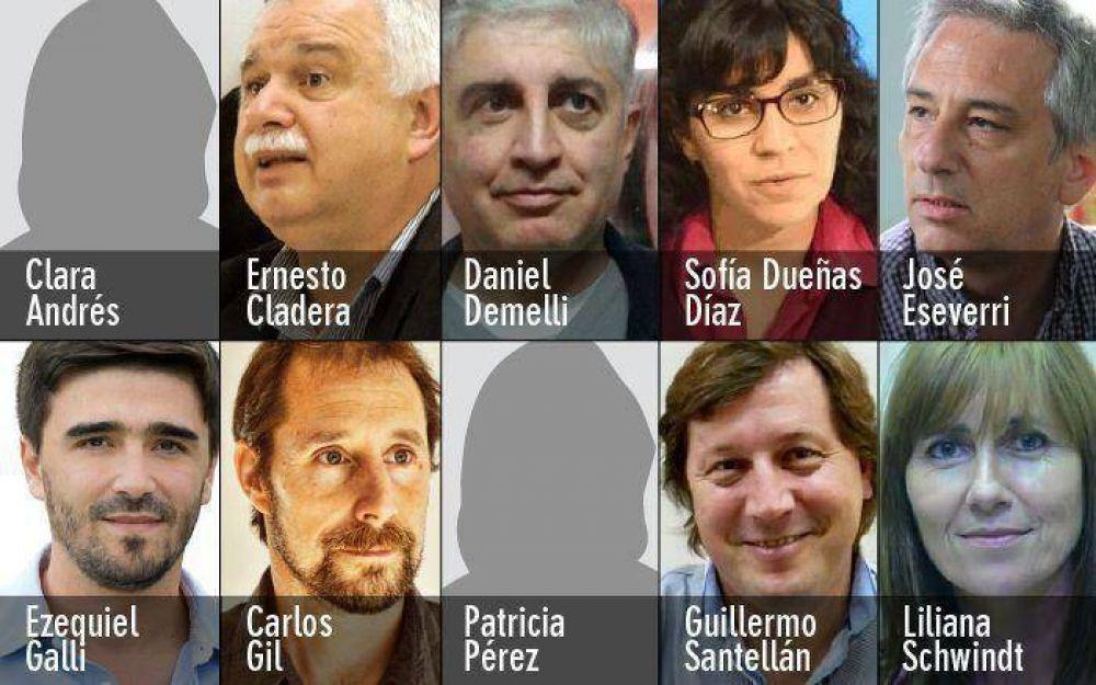 Diez precandidatos a Intendente de Olavarría en las #Elecciones2015