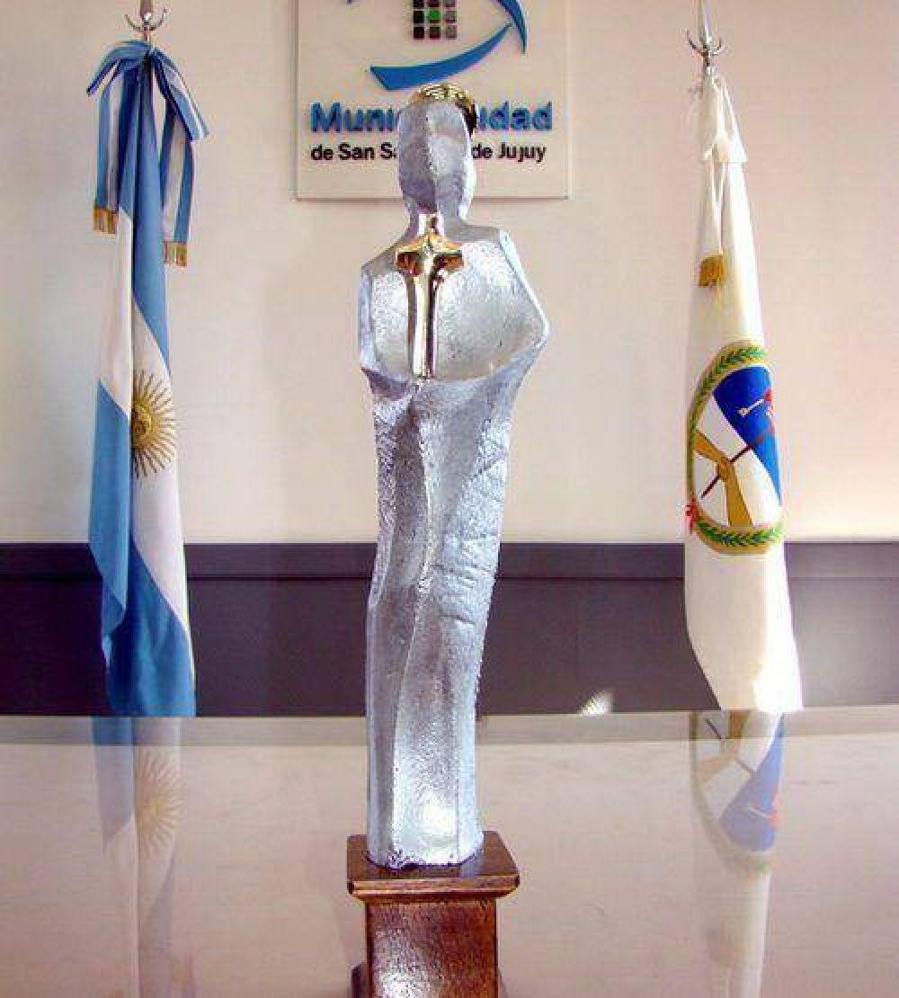 """Entregan los premios """"San Salvador"""""""
