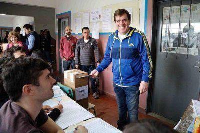 Montenegro votó en Boulogne