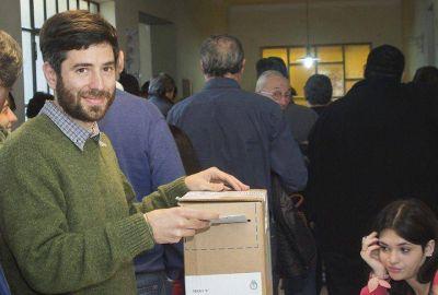 Amoretti: �Creemos que llegamos con fuerza a este primer paso�