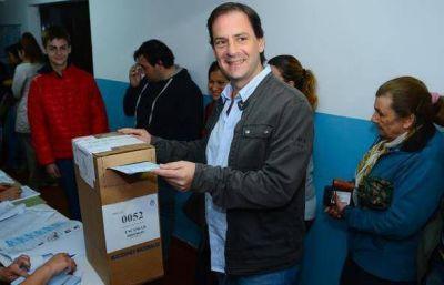 Sujarchuk vot� en Matheu