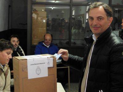 """Garate analizó que """"la campaña comienza el lunes"""""""