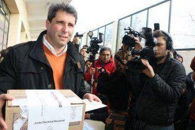 Sergio Uñac felicitó a los sanjuaninos