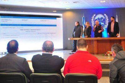 Arrancó el escrutinio provisorio provincial oficial