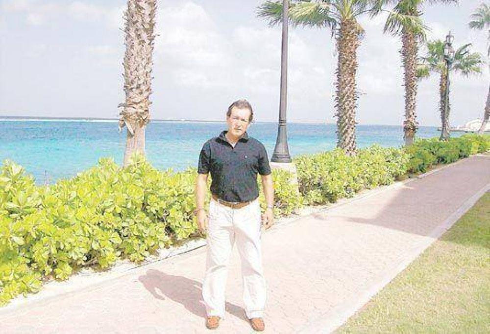 """""""Si a Pipo no le traen refuerzos, que se venga para Aruba""""."""