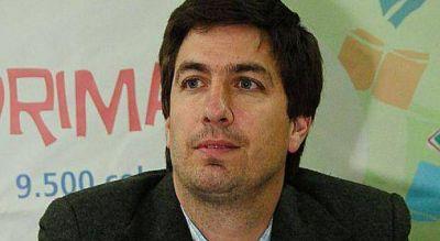 Ustarroz le sacó veinte puntos al delfín de Selva y anotó otro poroto para La Cámpora